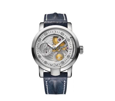 Conoce el cognac watch: un reloj que contiene el coñac más añejo del mundo