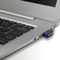 Asus USB-AC53 Nano, un stick USB minimalista para dotar a tu PC de conectividad WiFi AC