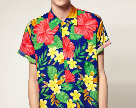 Vuelven las camisas hawaianas: cinco modelos que puedes encontrar en Asos