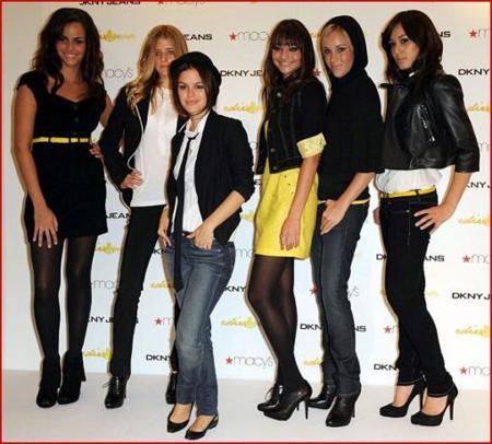 """Rachel Bilson presenta su colección de ropa """"Edie Rose for DKNY"""""""