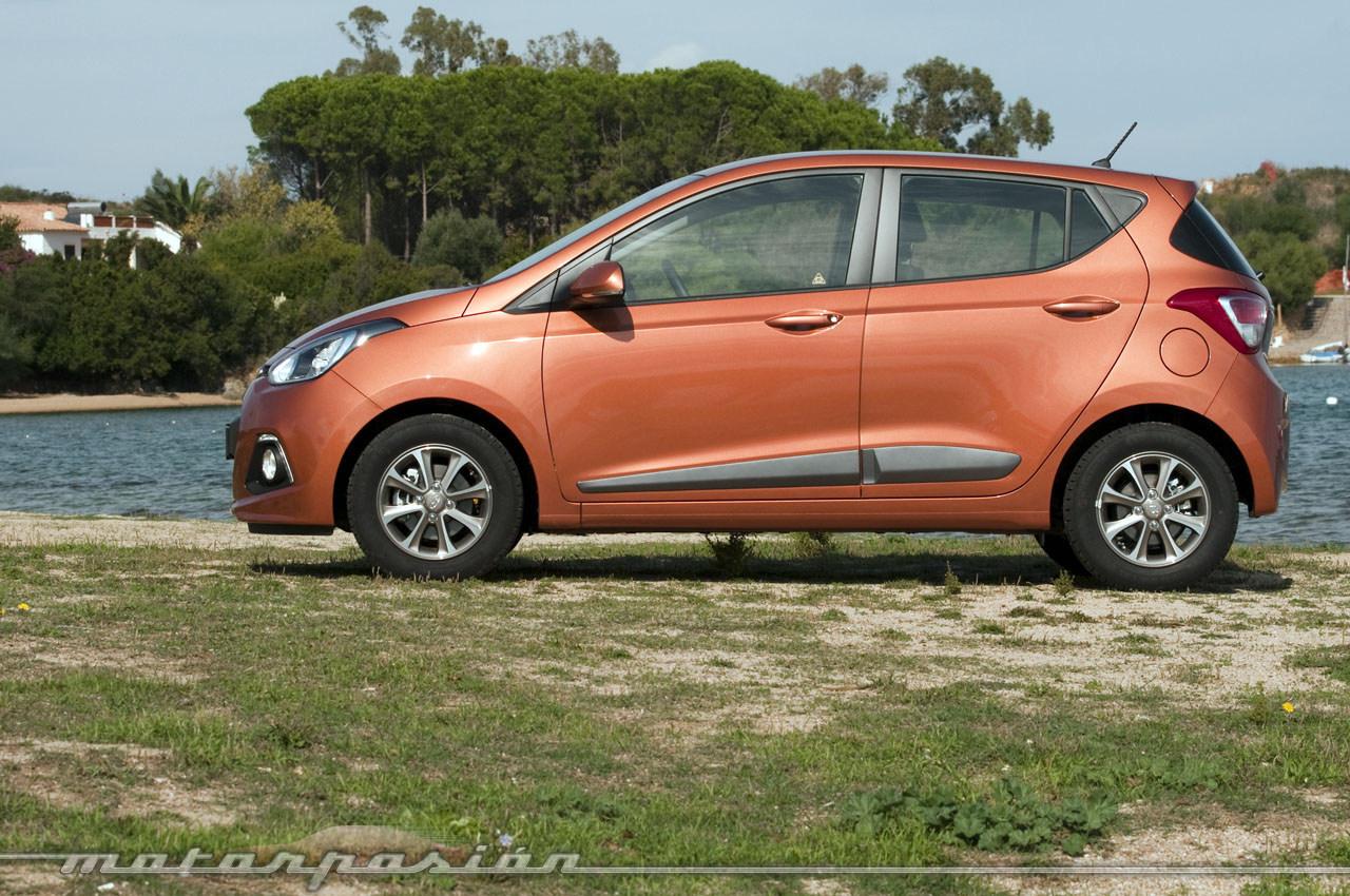Foto de Hyundai i10 2013 (presentación) (3/28)