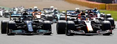 Lewis Hamilton consigue su victoria más sucia en la Fórmula 1 mandando a Max Verstappen al hospital
