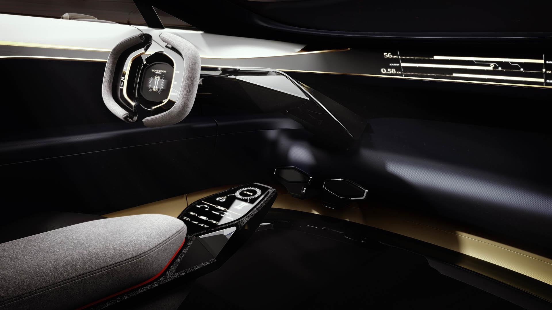 Foto de Aston Martin Lagonda Vision Concept (20/22)