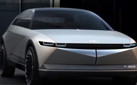 Hyundai 45 EV Concept, la marca coreana regresa a sus orígenes con este prototipo autónomo