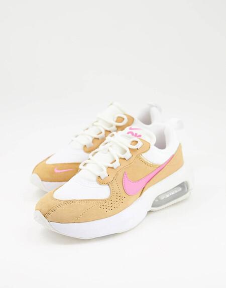 Zapatillas De Deporte Blancas Naranjas Y Rosas Air Max Verona De Nike