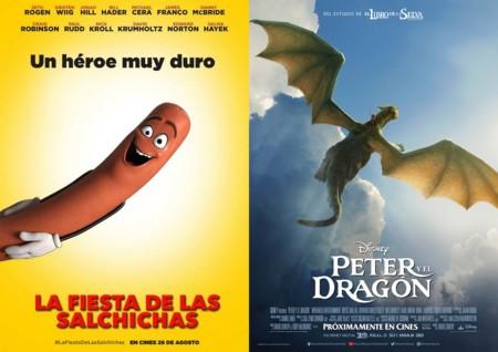 Taquilla USA | La salchicha de Seth Rogen vende más entradas que el dragón de Disney