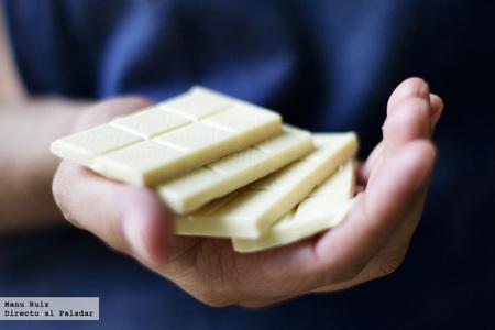 Chocolate blanco, la leche que quería ser chocolate