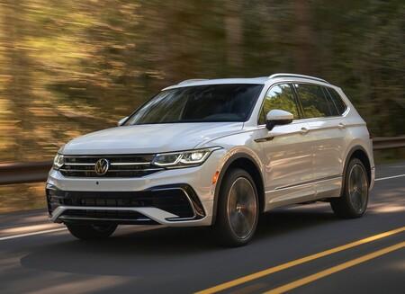 Volkswagen Tiguan Us Version 2022