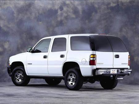 Chevrolet Tahoe 26