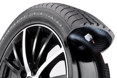 Los neumáticos autoinflables de Goodyear, entre los mejores inventos del año para la revista Time