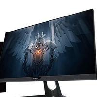 Gigabyte estrena nuevo monitor gaming, es el AORUS F127Q y llega con panel IPS QHD de 165 Hz