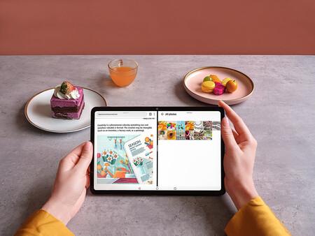 La tableta Huawei MatePad 10.4 New Edition con pantalla 2K y Wi-Fi 6 para estudiantes a precio mínimo de 209 euros en Amazon