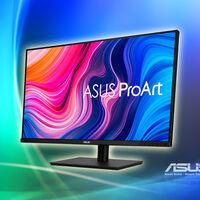 ASUS renueva su gama de monitores ProArt más profesionales: 4K, hasta 165 Hz y compatibles con HDR10