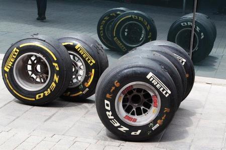 Pirelli anuncia los compuestos para la India, Abu Dhabi y Brasil