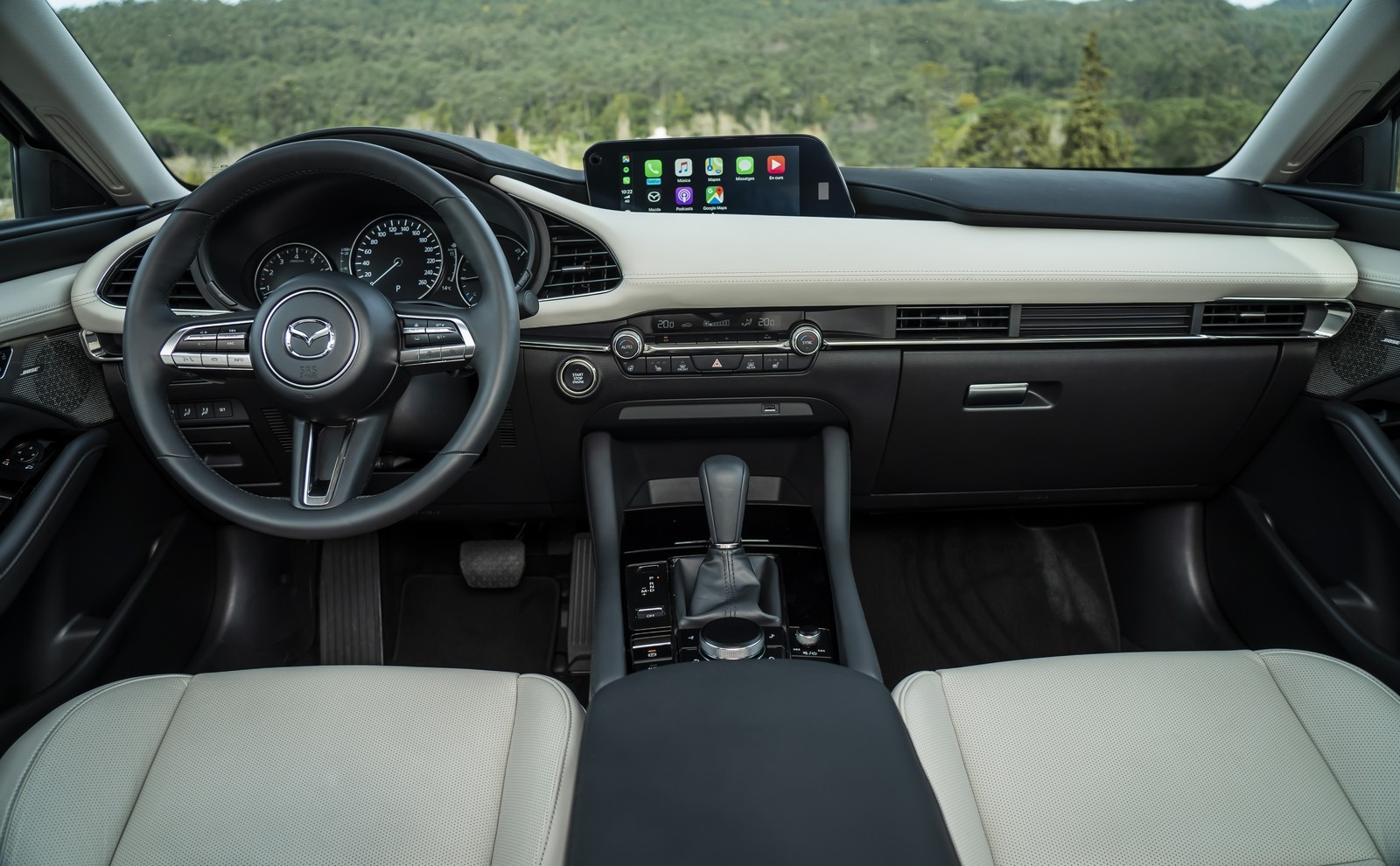 Foto de Mazda3 2019 Sedán (29/40)