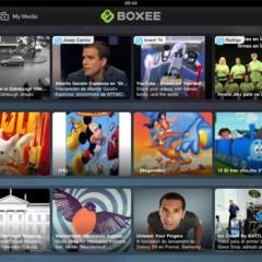 Foto 1 de 7 de la galería boxee-para-ipad en Applesfera