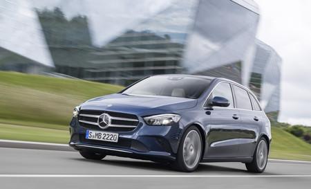 El Mercedes-Benz Clase B 2019 estrena la estética del Clase A y su interior 100% digital