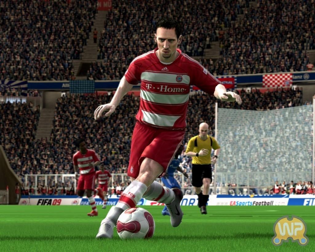 Foto de Nuevas - FIFA 09 - PC (1/2)