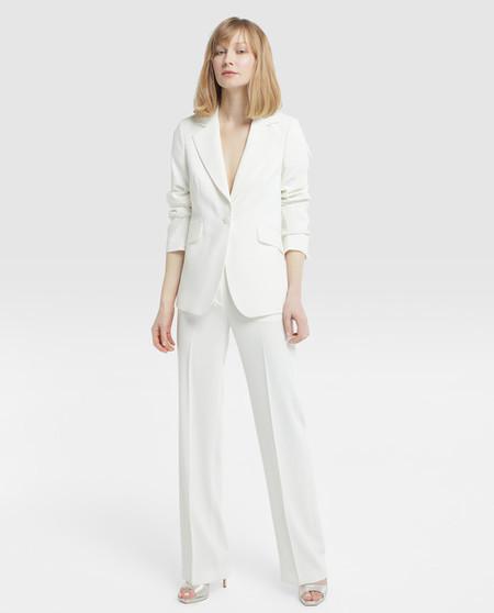 trajee blanco