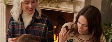 Oysho nos enamora con sus nuevos pijamas y jerséis de Navidad