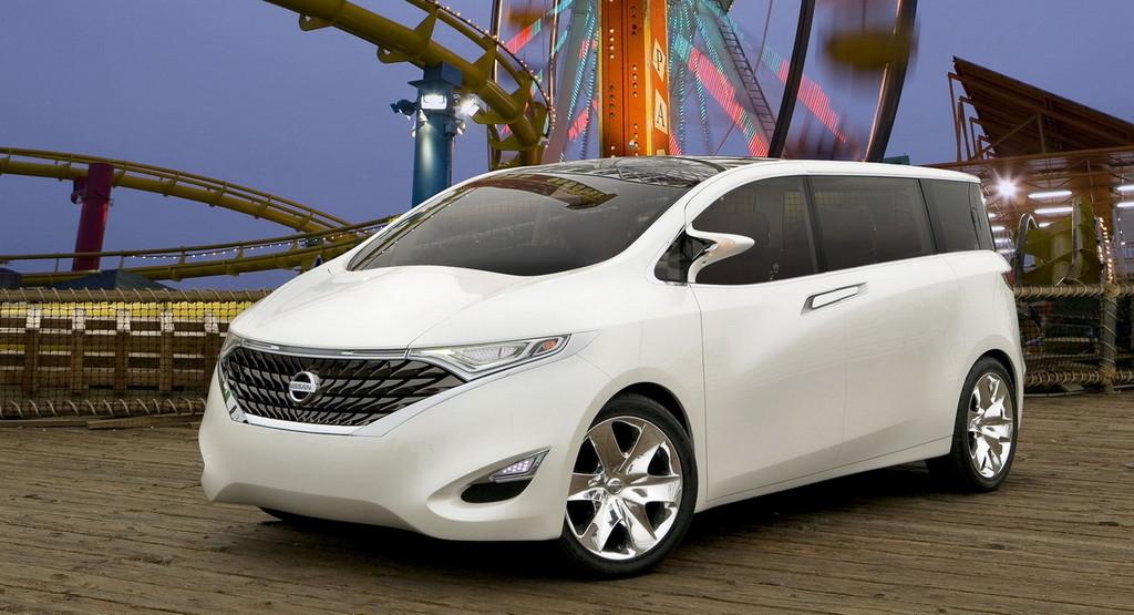 Foto de Nissan Forum Concept (1/20)