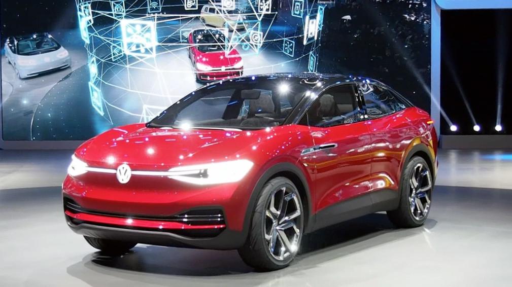 Id Crozz SUV eléctrico Volkswagen