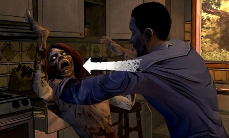 El primer episodio de 'Walking Dead: The Game' llega a iOS mañana 26 de julio