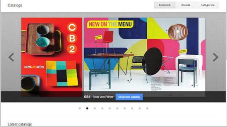 Google Catálogos, el servicio de digitalización de catálogos del buscador llega a los anuncios