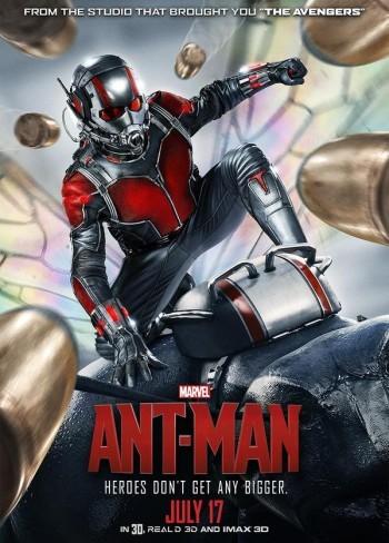 'Ant-Man', nuevos carteles y las diferencias con el guion original de Edgar Wright