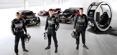 Lúcas Ordónez disputará el FIA GT Series y las 24 horas de Le Mans en 2013