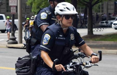 Bicicleta Policia