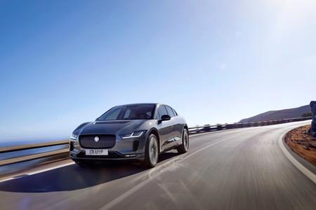 Jaguar I Pace 2018 49