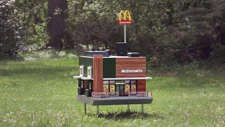 McHive, un Mc Donald's en miniatura... para abejas