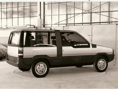 Y este fue el primer SUV de Alpine, pero que nunca llegó a las calles