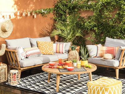 La colección Hacienda de Maisons du Monde desenfadada y boho chic, perfecta para relajarse este verano
