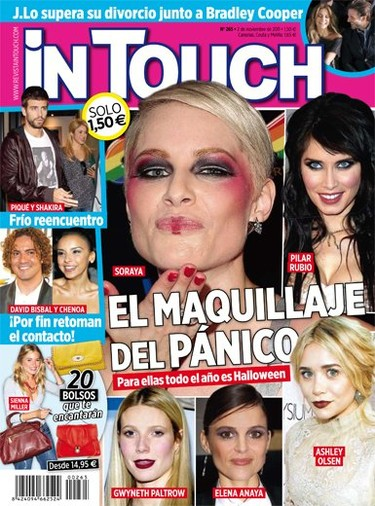 ¡Maquillajes del horror! Cuando a las famosas se les va la mano con la chapa y pintura