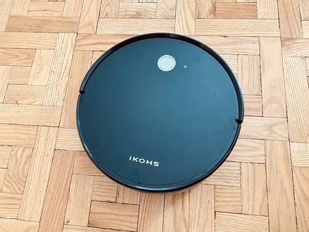 Bueno, bonito y más barato: el robot aspirador CREATE IKOHS NETBOT S15 que arrasa en Amazon está de oferta por menos de 150 euros