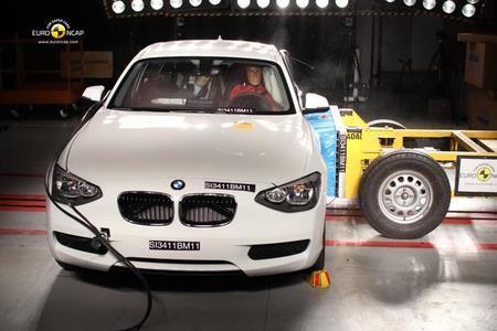 BMW Serie 1 en EuroNCAP