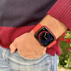 Foto 23 de 26 de la galería apple-watch-series-6-product-red en Applesfera