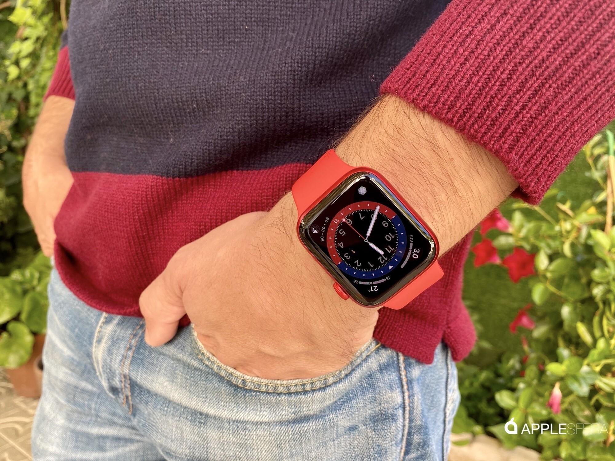 Foto de Apple Watch Series 6 PRODUCT(RED) (23/26)