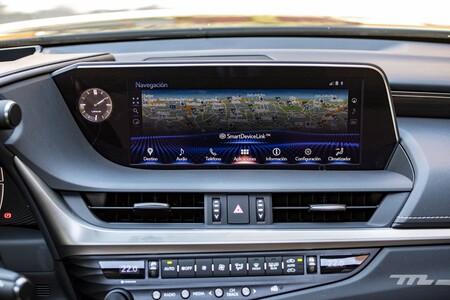 Lexus Es 300h 2021 Prueba 023