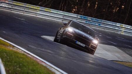 Porsche Cayenne Record Nurburgring 3