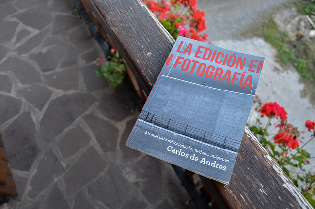 Después de leer el libro La edición en fotografía de Carlos de Andrés