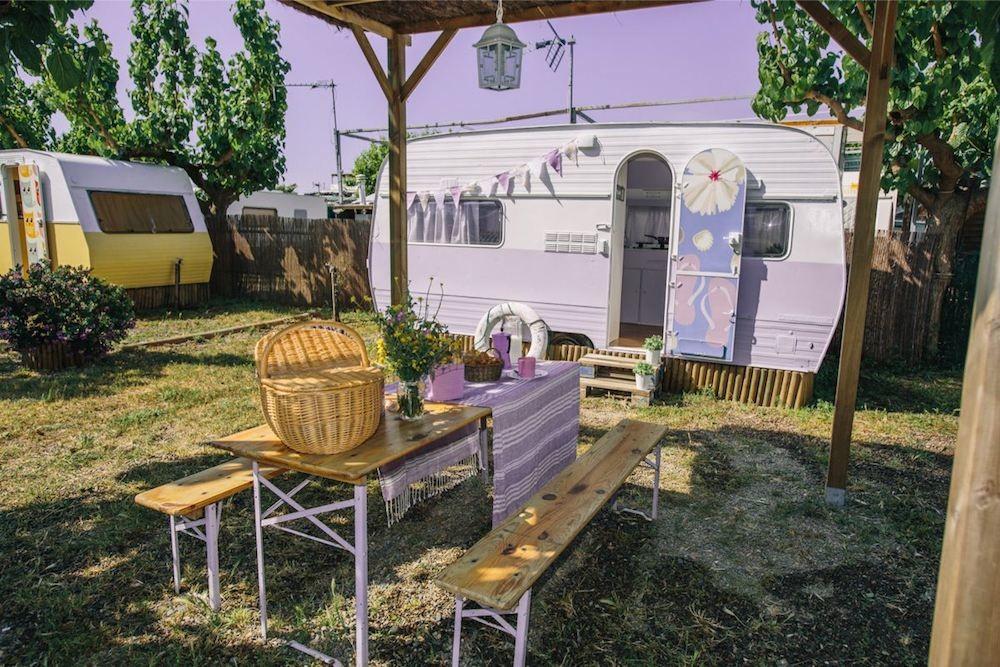 """El camping más """"pinterestable"""" del mundo está en España"""
