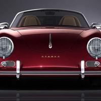 Porsche 365 Speedster nuevo gracias a Stärke