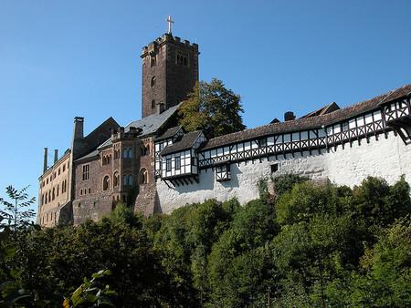 Castillo de Wartburg, Patrimonio de la Humanidad