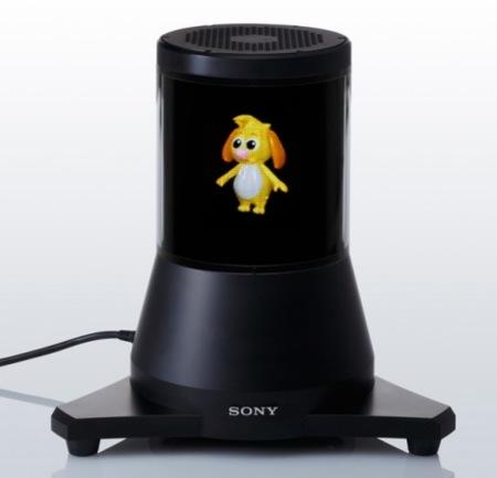 Sony 3D Screen