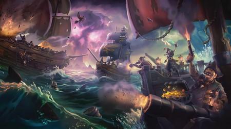 Sea of Thieves recibirá The Hungering  Deep, su primera expansión, a finales de mayo