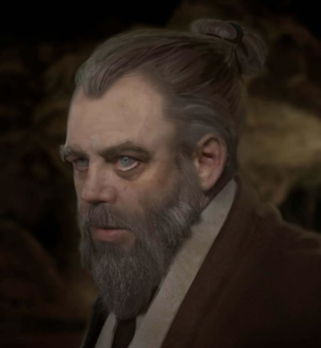 Luke Samurai