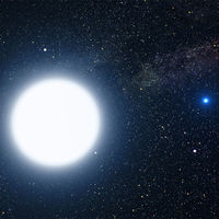 """Una """"estrella zombie"""" especial: detectan una enana blanca que puede dar pistas sobre la expansión del universo"""